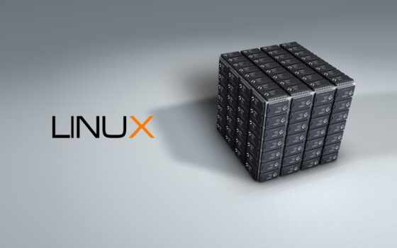 linux cube from chips