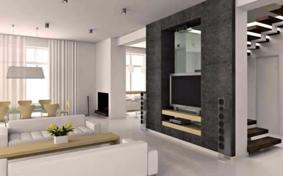 rumah, вид, minimalis