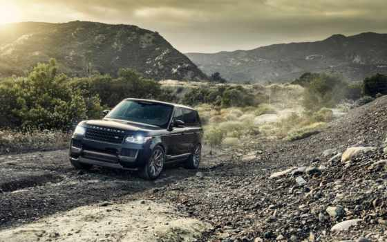 rover, range, vorsteiner, ff, land, car, kits, спорт,
