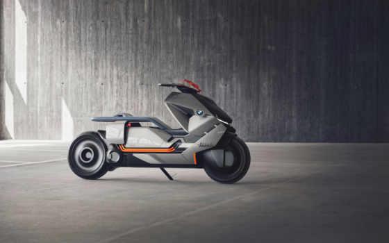 bmw, concept, технократия, motorrad, новости, будущего, концепты, представила, интересно,