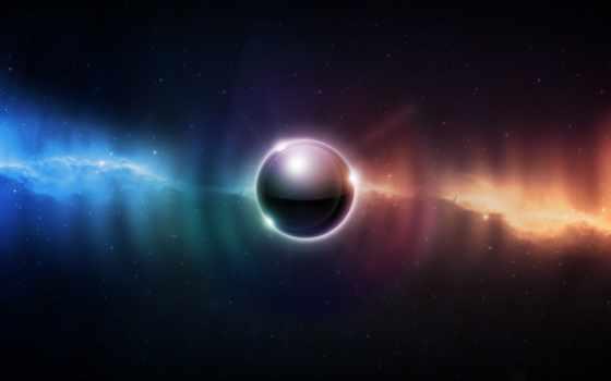 космос, cosmos, сфера, rendering, cosmic, universe, волна