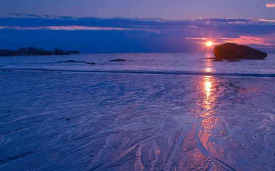 природа, море, water, небо, duvar, красавица, little, русалка