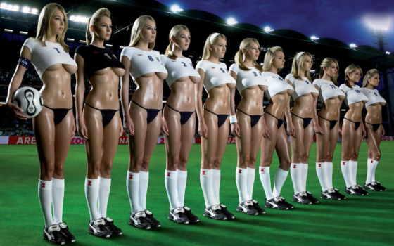 sexy, футбол