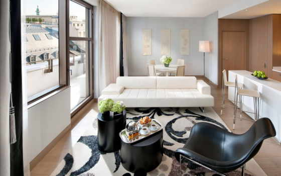 mandarin, oriental, светлый, комната, дизайн, интерьер, белый, стиль, отель, paris, париже,