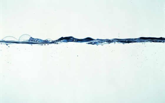 вода, пузыри