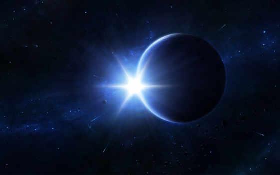 свет, планеты