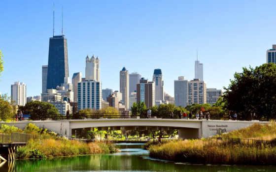 chicago, день, dsc