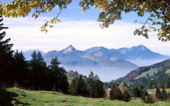 альпы, swiss, швейцарские, швейцарии, фотоарт, отдых, горы, ibergeregg, маттерхорн,