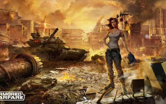 warfare, доспех, проект, armata, game