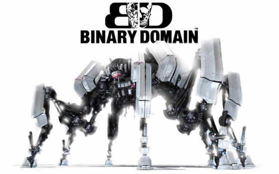 binary, domain, logo