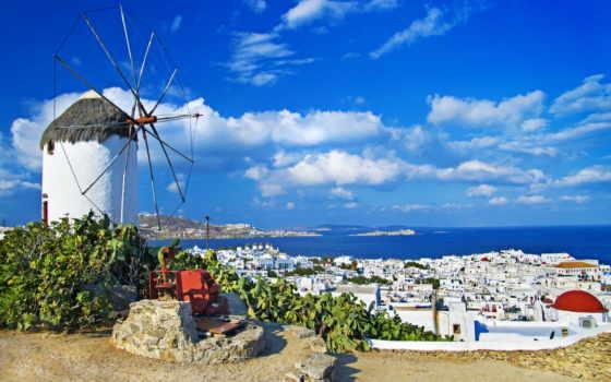 миконос, greek, mykonos, греции, грецию, стоковых, острова, изображение, скачивайте, отдых,