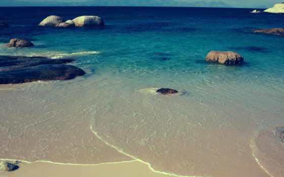 ocean, песок, пляж, природа, побережье, волна, море, lagoon, surf, отдых,