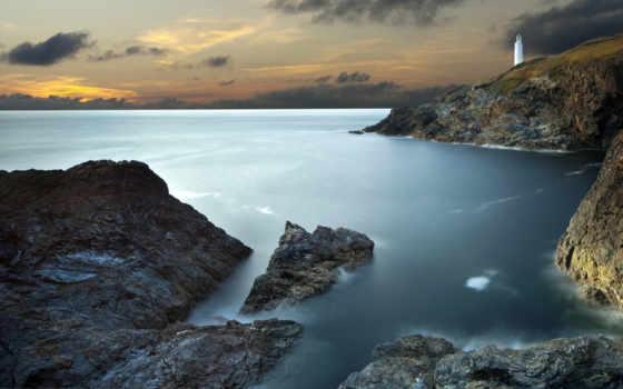 море, rock, ocean