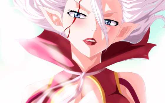 mirajane, фея, tail, сатана, strauss, soul, pinterest,