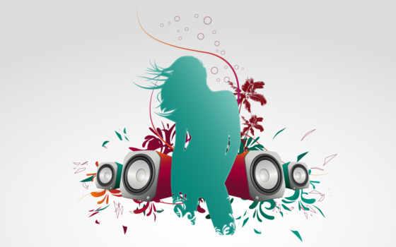 vector, music