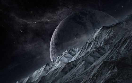 kosmos, планеты, поверхность Фон № 59424 разрешение 1920x1200