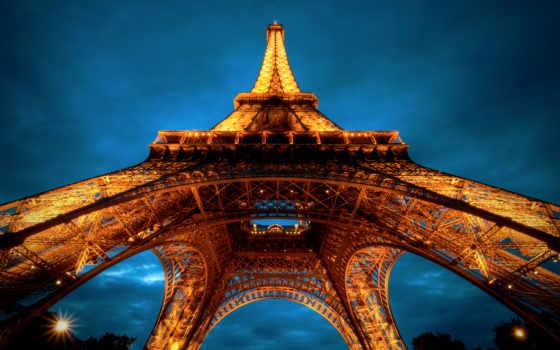 париж, башня, франция