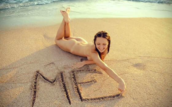 показала, пляж, море, эротический, девушка, голые, porn, girls, обнаженная, пизду, стройная,