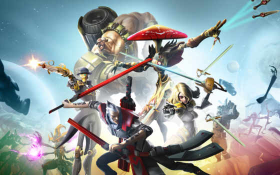 battleborn, everything, новости, gearbox, свое, игры,
