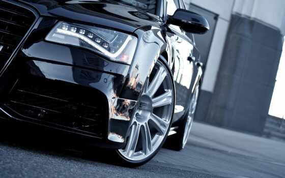 ауди, car, авто, black, фара