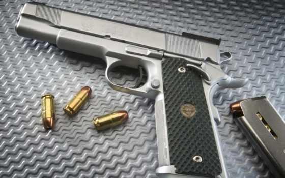 магазин, пистолет