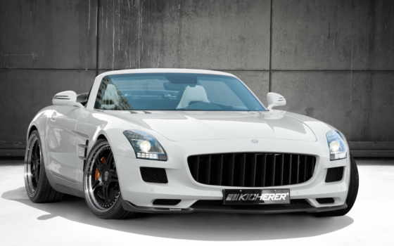 kicherer, sls, roadster, mercedes, supersport, amg, gtr, benz,