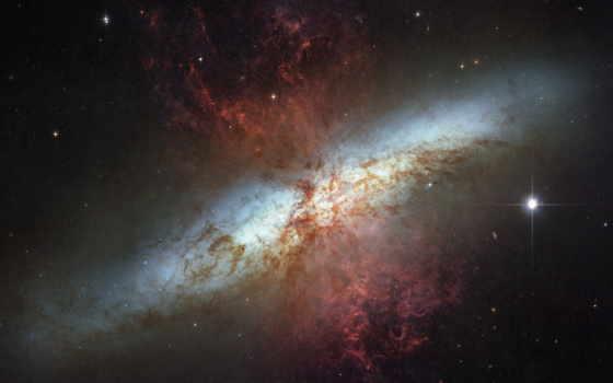 хаббл, снимки, отправляет, нас, вселенной, галактик, далеких, телескоп, туманностей, космос,