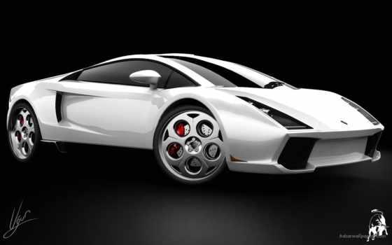 lamborghini, concept, cars