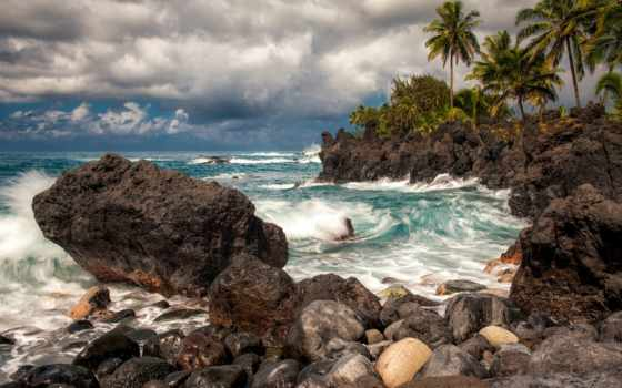 maui, iphone, hawaii, тихий, desktop, ocean, gs, surf,