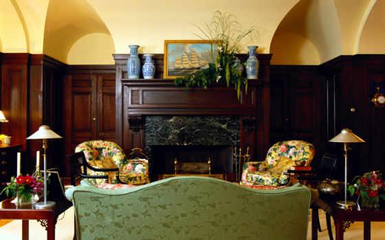 гостиной, комнат, design