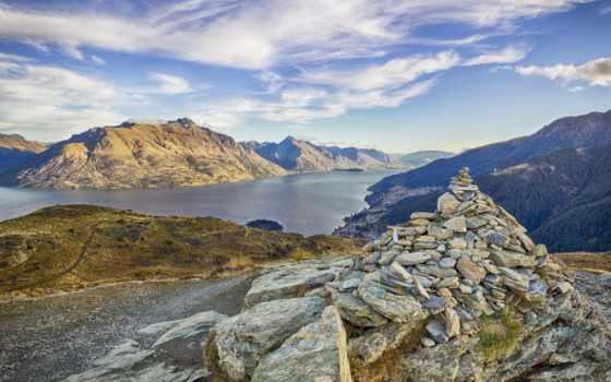 queenstown, new, zealand, hill, watches, прогулка, otago, newzealand, crown, flickr,