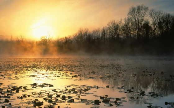 природа, ohio, sun, небо, desktop, high,