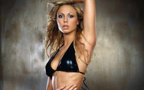 keibler, stacy, video