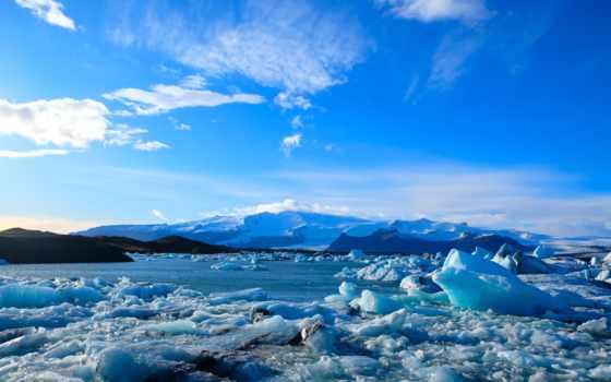 jokulsarlon, море, ди, haevnmusic, earth, https, www, viaggio, iceberg,