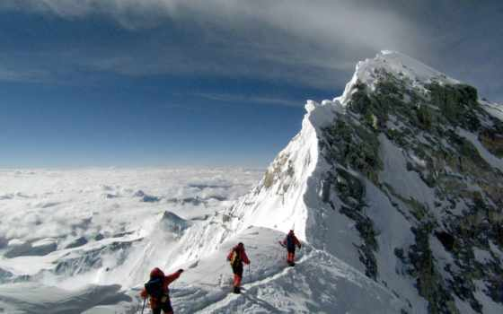 summit, riskant, die, everest, спорт