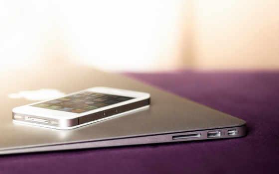iphone, macbook