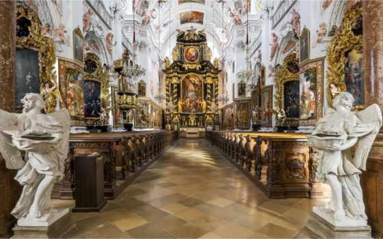 garsten, cathedral, stiftskirche