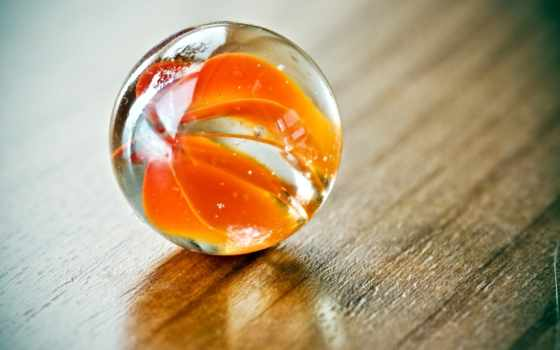 макро, лист, мяч, свет, fallen, glass,