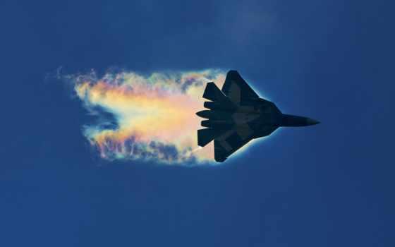 sou, поколения, пятого, истребитель, Су-57