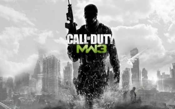 современный, warfare, колл, duty, game