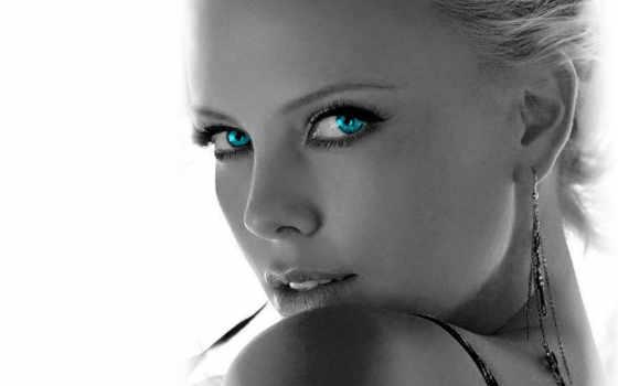 eyes, charlize