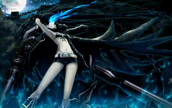 anime, rock, black Фон № 59628 разрешение 1920x1200