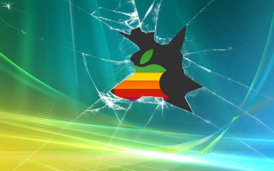 broken, экран, windows