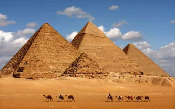 пирамида, giza, египетская, great, впервые, хургаде, пирамиды,