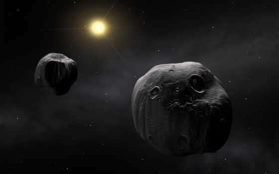 космос, астероиды Фон № 17497 разрешение 1920x1200