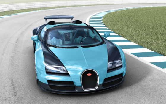 bugatti, veyron, спорт, супер, grand, vitesse,