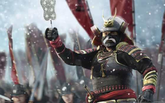 самураев, самурай, shogun, бою, недавно, war, эти, лет, guide, посмотрел,