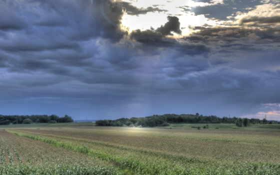 природа, небо