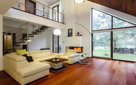 room, interior, living
