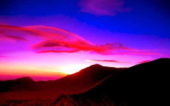 hermosas, amanecer, fotos, atardecer, солнца,